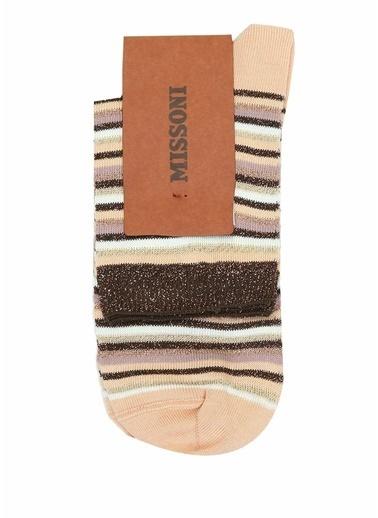 Missoni Çorap Pembe